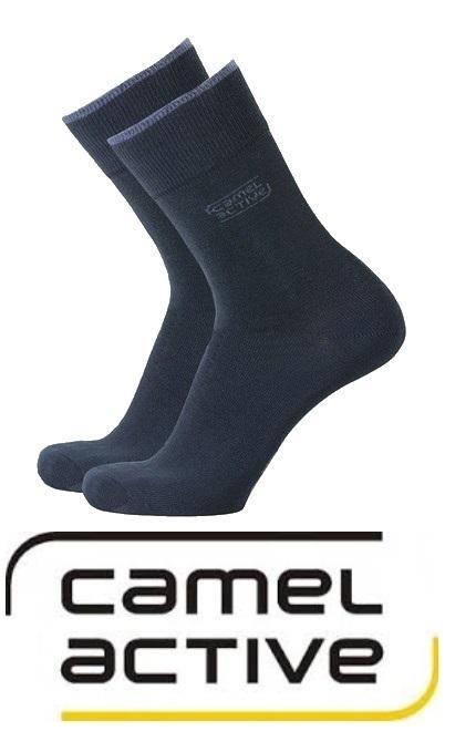 cheaper 26b9f 6b49d Camel Activ - Business Socken - Farbe dunkelblau